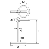 MT (Stainless Steel Mooring)