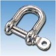 Screw Pin D-Shackle