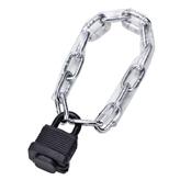 Padlock w/chain