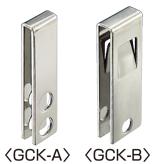 """Gutter Clip """"GCK"""" type"""
