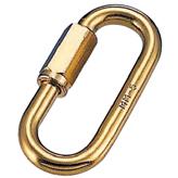 Quick Link, Brass