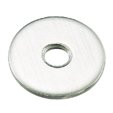 Threaded Round Washer
