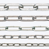 Stainless Steel Link Chain Mizumoto Standard
