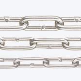 Aluminum Chain,Plain Finish