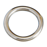 Round Ring,Titanium